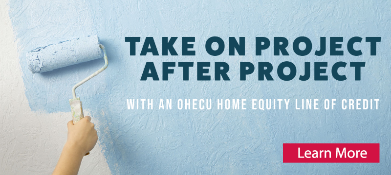 OHecu Home Equity Line of Credit