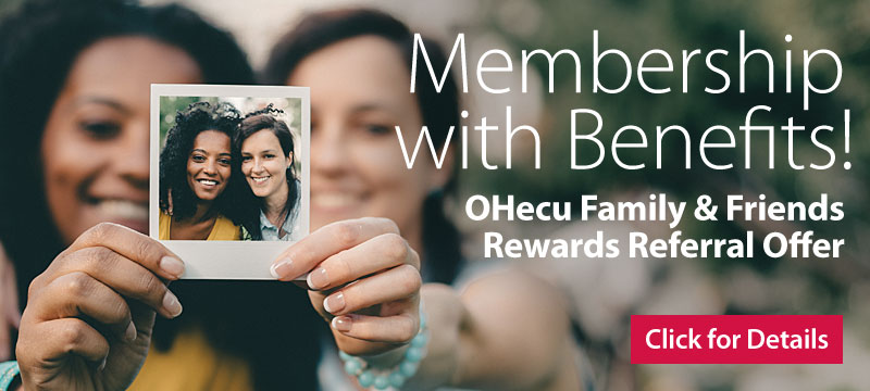 OHecu Member Referral