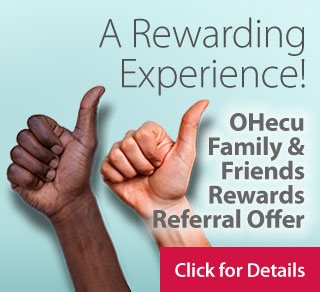 OHecu Refer a Friend